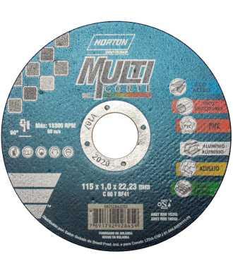 IM DISCO NORTON MULTICORTE 4 1/2 X1 PL? 842093.