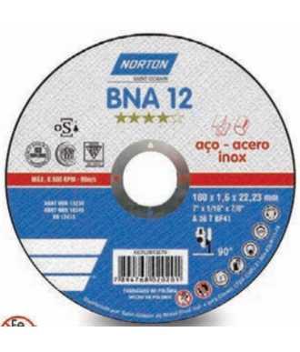 IM DISCO NORTON CORTE METAL 7X1/16 PL BNA12.